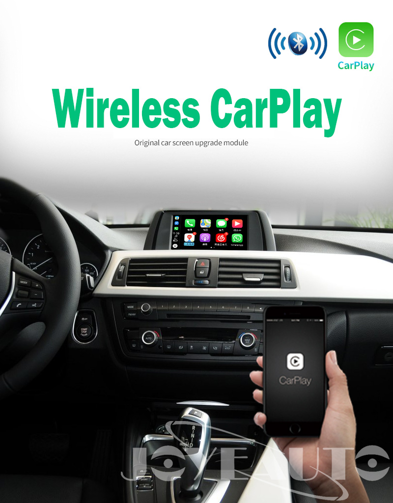 Bmw 3 Series F30 2013 2017 Nbt Wifi Wireless Apple Carplay Interface Retrofit Joyeauto Technology