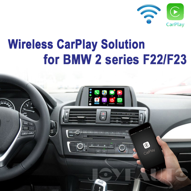 BMW 2 Series F22 F23 2013-2017 NBT WiFi Wireless Apple CarPlay Interface  Retrofit