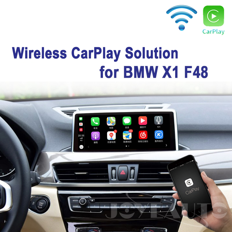 bmw x1 f48 2013 2017 nbt wifi wireless apple carplay. Black Bedroom Furniture Sets. Home Design Ideas