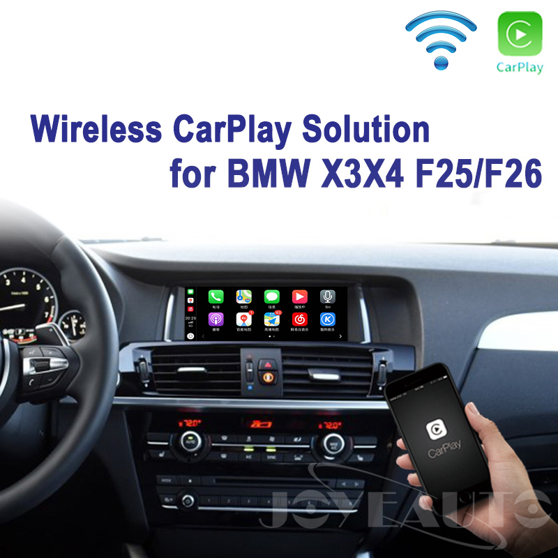 BMW X3 F25 X4 F26 2013-2017 NBT WiFi Wireless Apple
