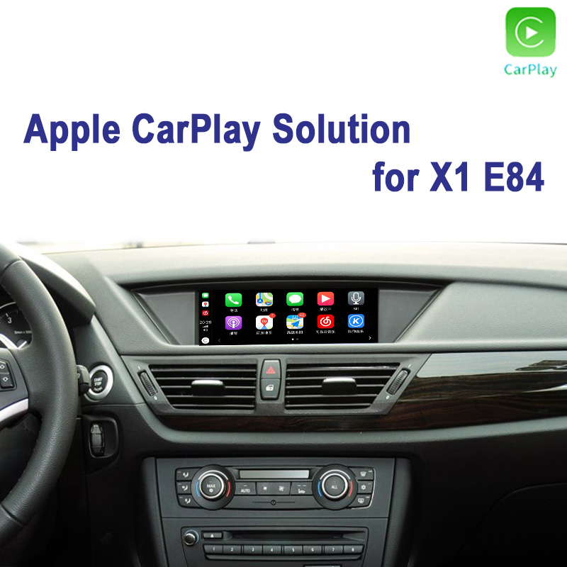 bmw e84 x1 cic apple carplay android auto solution with. Black Bedroom Furniture Sets. Home Design Ideas