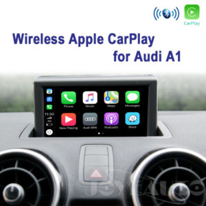 audi a4 a5 q7 b9 mib wireless apple carplay retrofit. Black Bedroom Furniture Sets. Home Design Ideas