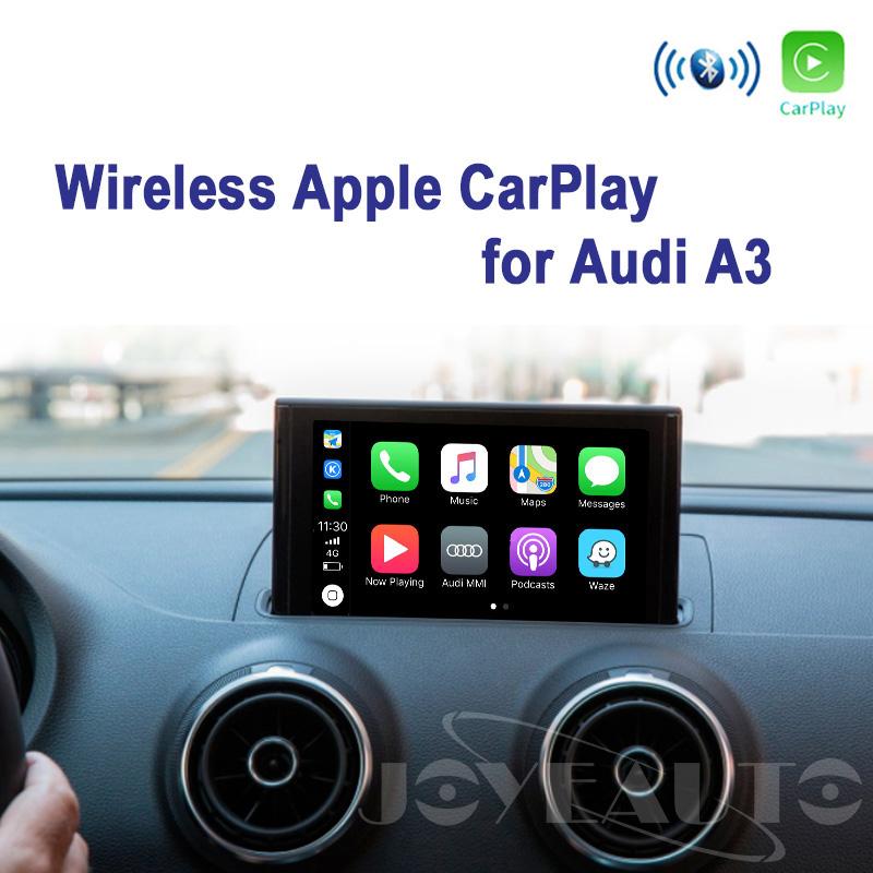 Audi A3 MMI 3G A4/A5/Q5 B9 MIB WiFi Wireless Apple CarPlay Retrofit