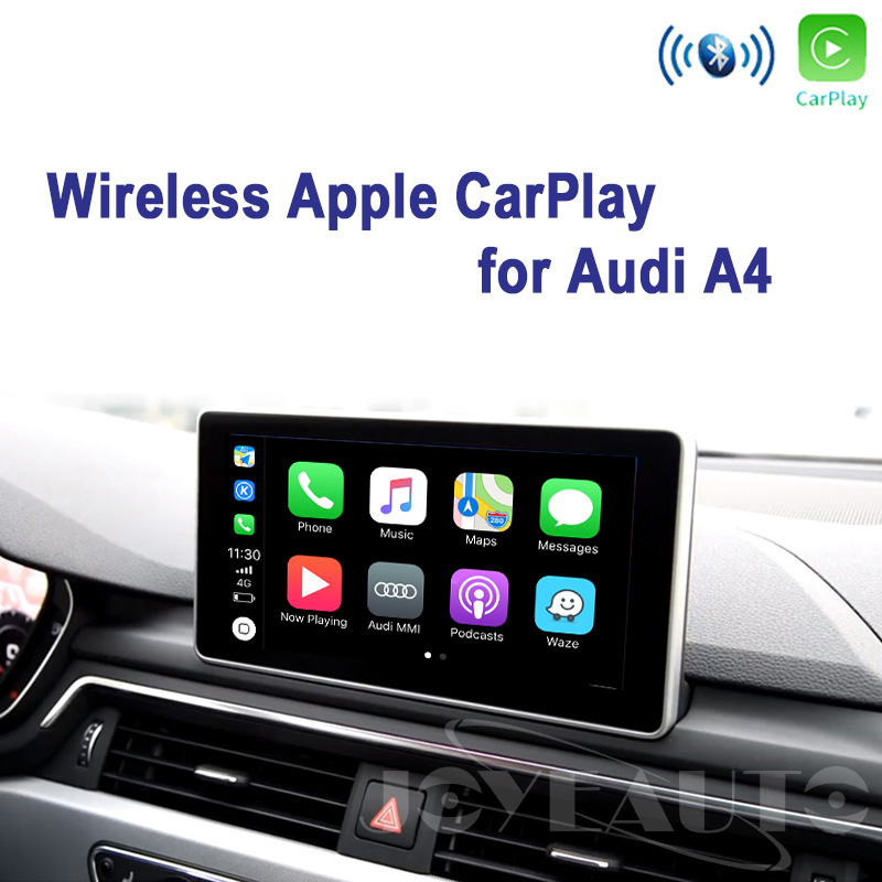 Audi A4 A5 Q7 B9 MIB Wireless Apple CarPlay Retrofit