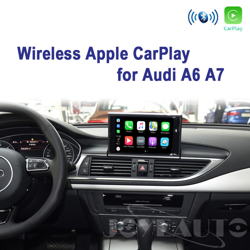 Audi A6 A7 MIB2 RMC A8 C7 MMI 3G Wireless Apple CarPlay