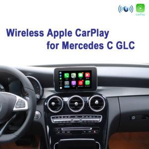Mercedes E class W212 NTG4 5/4 7 WIFI Wireless Apple CarPlay
