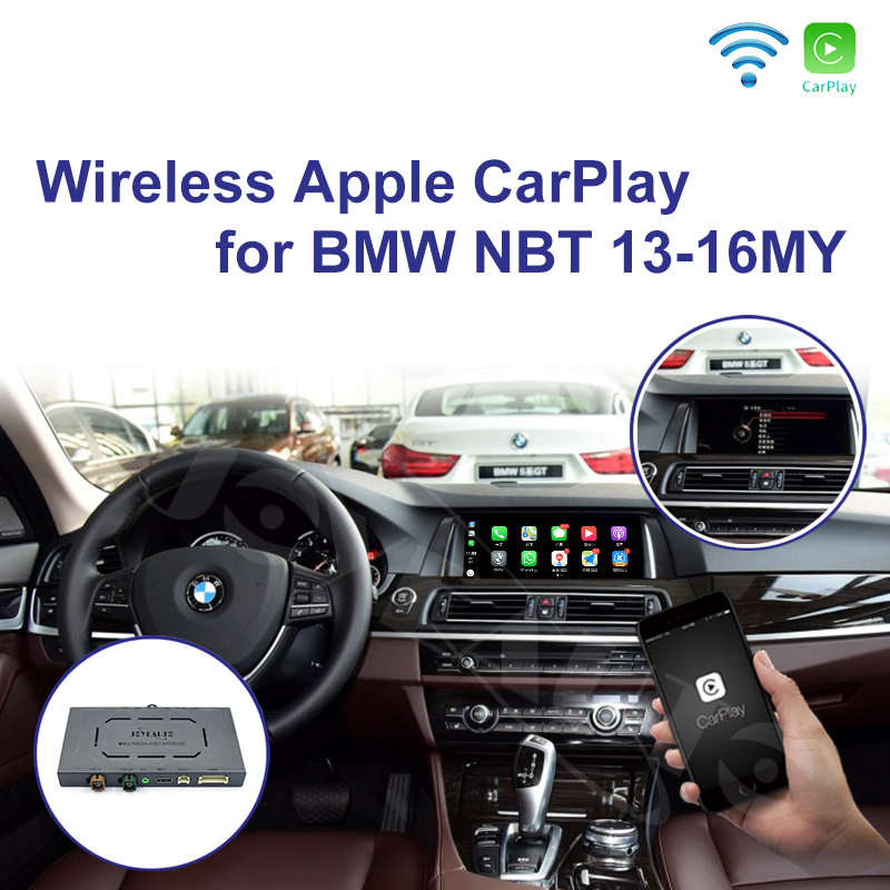 BMW NBT 1 2 3 4 5 7 X1 X3 X6 X5 MINI 2013-2017 Wireless