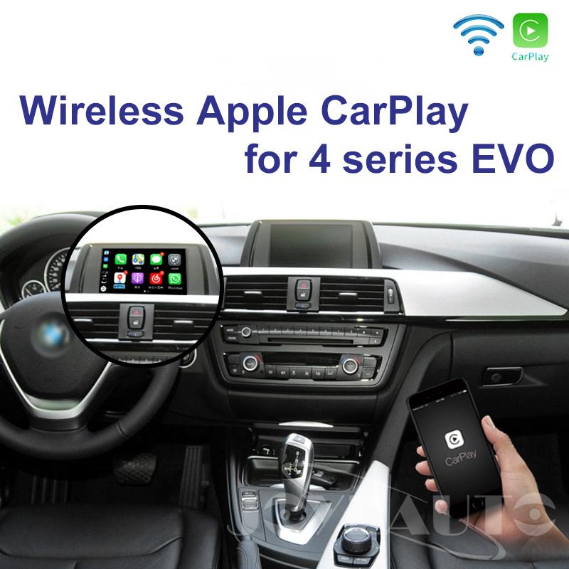 Bmw 4 Series F32 F33 F36 2016 2018 Evo Wifi Wireless Apple Carplay