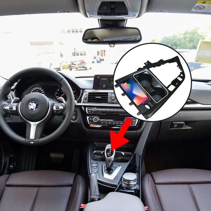 BMW 3 Series F30 F31 4 Series F33 F34 2013-2019 Qi
