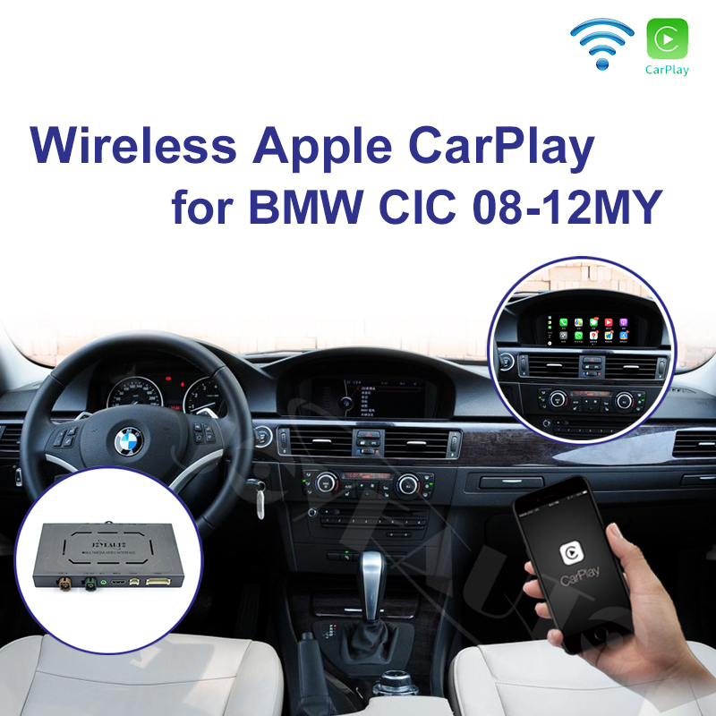 BMW CIC 1 3 5 6 7 X1 X3 X5 X6 MINI 2009- 2012 Wireless