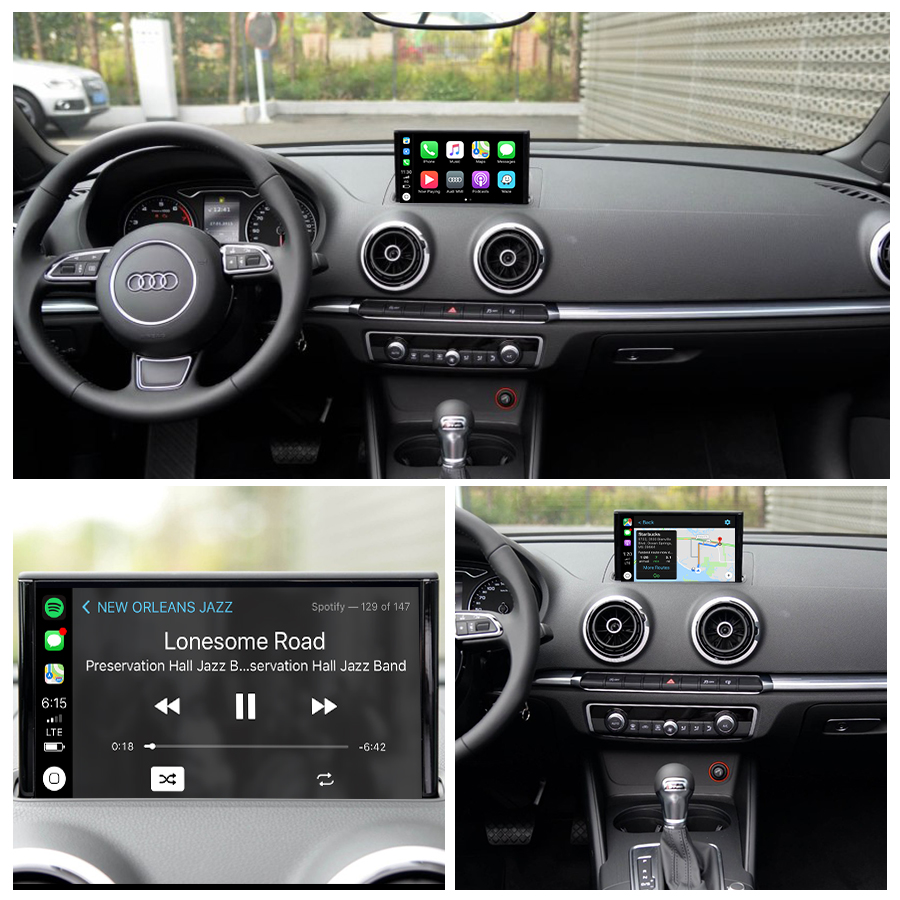 Audi A3 Carplay | Upcoming New Car Release 2020