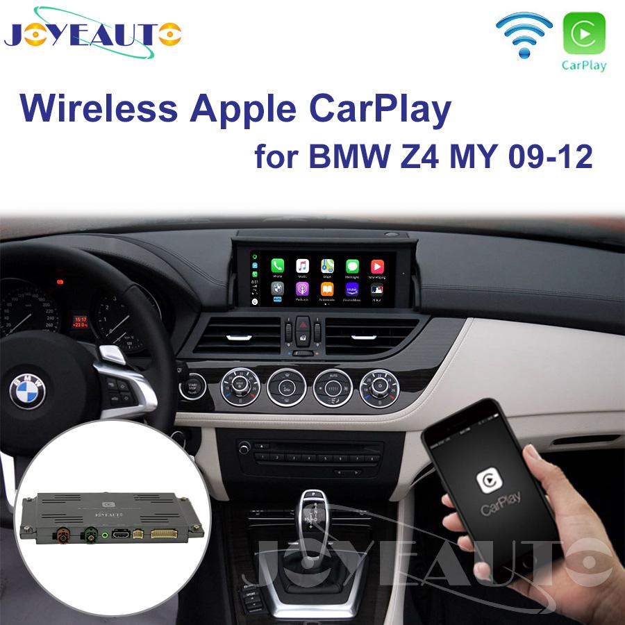 BMW Z4 E89 2009-2012MY CIC WiFi Wireless Apple CarPlay Retrofit with  Reverse Camera