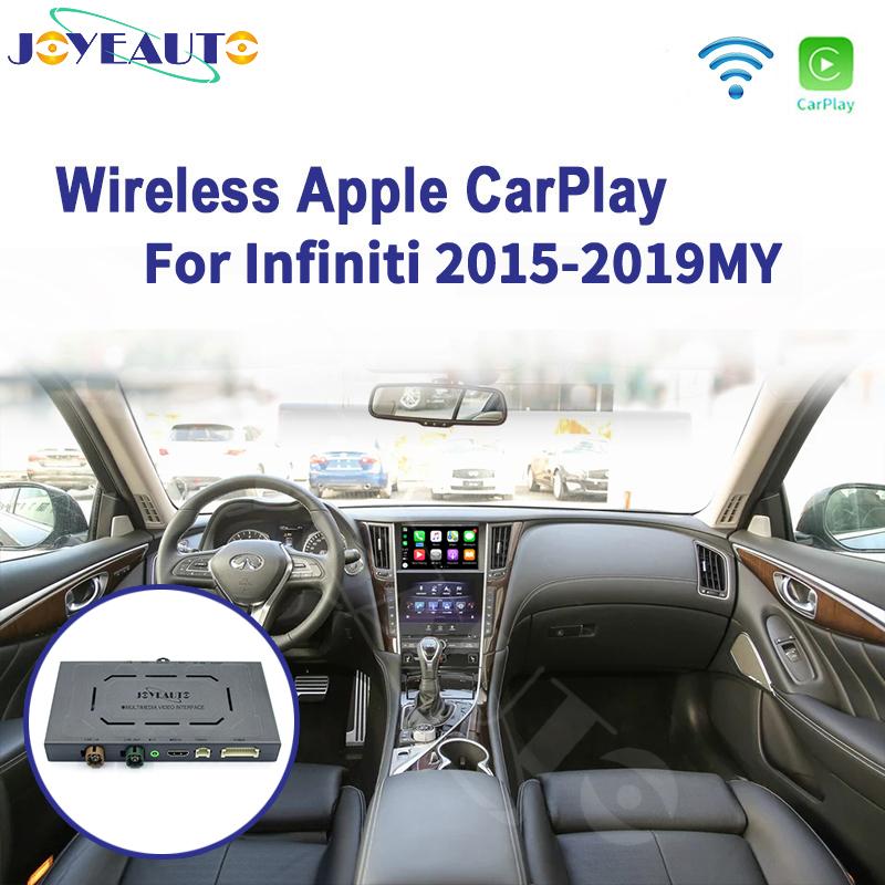 Infiniti Wireless Apple CarPlay Solution