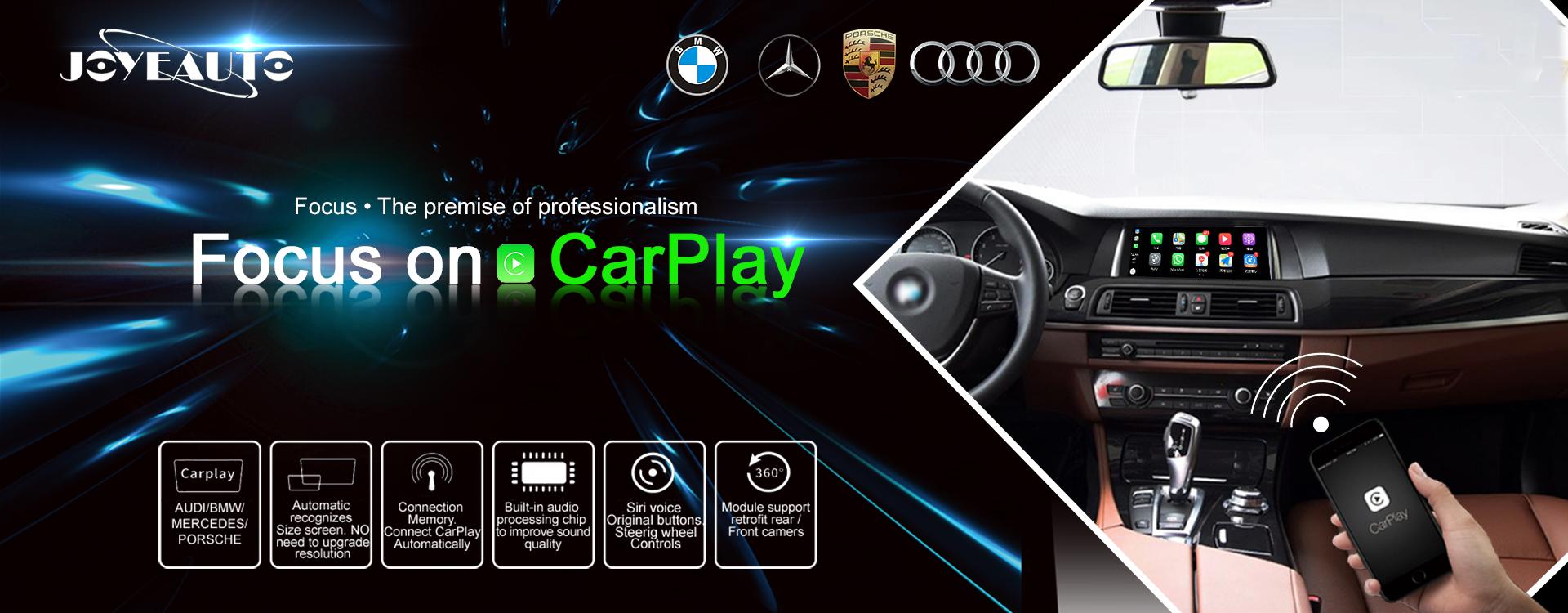Joyeauto Technology – Aftermarket Automotive WiFi Wireless