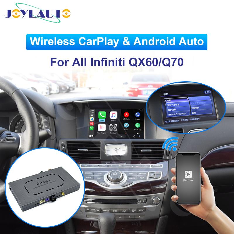 infiniti wireless apple carplay solution - joyeauto technology